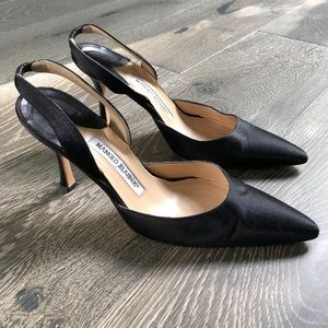 💯Manolo Blahnik Carolyne Size 38/7.5